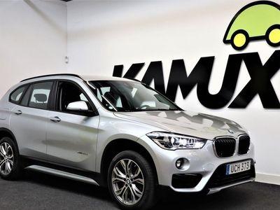 begagnad BMW X1 xDrive 20d | Sport | Drag | HiFi | 190hk |
