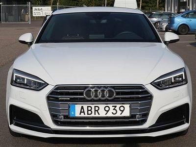 begagnad Audi A5 Sportback 2.0 TDI Quattro 190hk S-Line