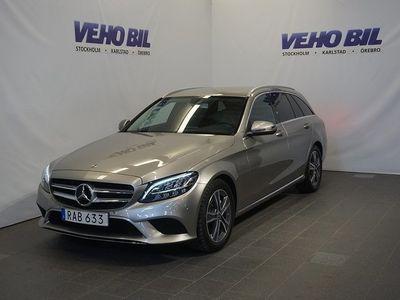 gebraucht Mercedes C200 Kombi Avantgarde Backkamera Aut Drag Nav