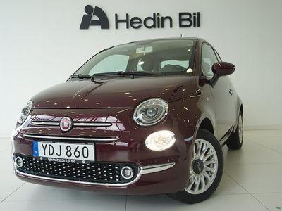 begagnad Fiat 500 500LOUNGE 1,2 L 69 HK * ÅRSKATT 448 -16
