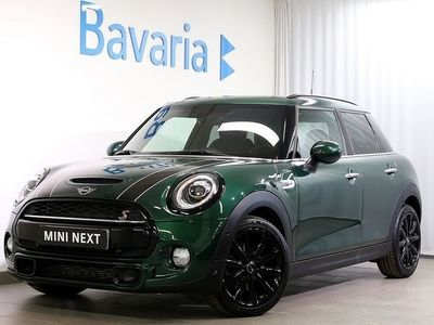 used Mini Cooper S 5-dörrar Chili Experience Connected Aut Nav Nypris 313
