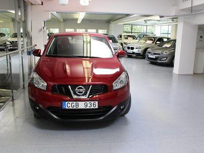 begagnad Nissan Qashqai 1.6 dCi ACENTA