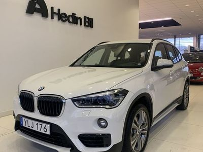 begagnad BMW X1 xDrive 20d 190hk // Model Sport // Inkl V-hjul