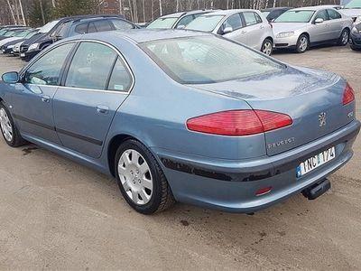 begagnad Peugeot 607 2.0