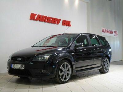 begagnad Ford Focus Kombi 1.8 Flexifuel 125hk