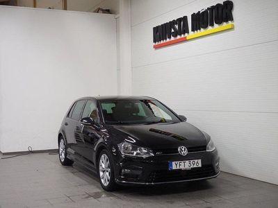 begagnad VW Golf 1.4 TSI DSG Aut R-line 150hk