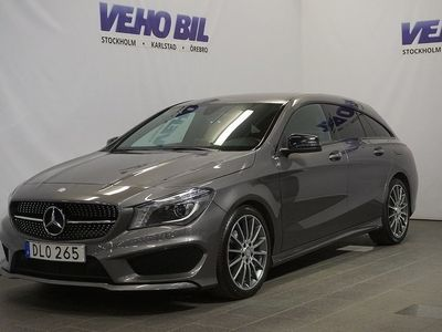 used Mercedes CLA200 AMG Aut Night Package Bi-Xenon