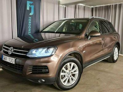 begagnad VW Touareg 3.0 V6 TDI 4Motion Aut Premium 240hk