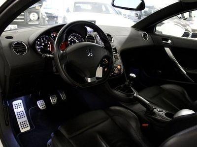 begagnad Peugeot RCZ 2.0HDi Diesel Navi Fullutr