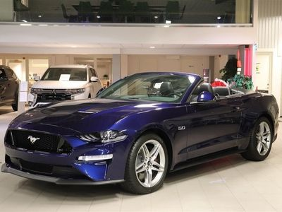 begagnad Ford Mustang GT Convertible V8 A10