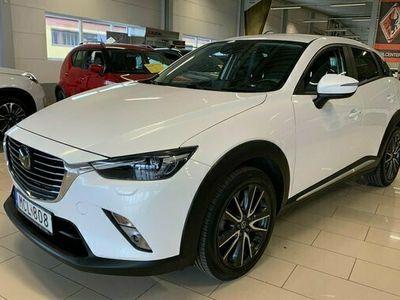 begagnad Mazda CX-3 1.5 OPTIMUM AWD Automat 2016, SUV Pris 178 000 kr