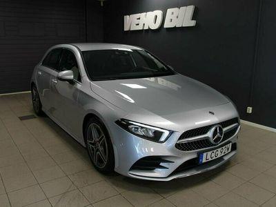 begagnad Mercedes A200 d AMG Aut Backkamera