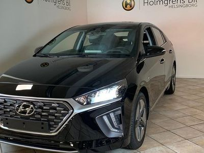 begagnad Hyundai Ioniq Hybrid 1.6 DCT Premium 2020, Halvkombi 291 800 kr
