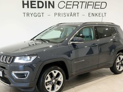 begagnad Jeep Compass 1.4 4WD Automatisk, 170hk, 2018