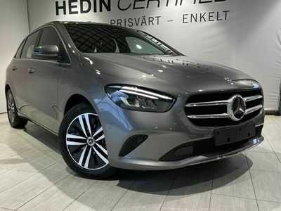 begagnad Mercedes B250 - Benze / / Laddhybrid / / OMGÅENDELEVERANS / / **PRIVATLEASINGKAMPANJ**