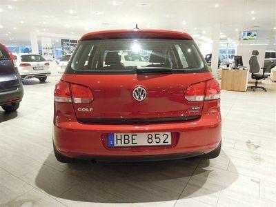 begagnad VW Golf TDI 105 BMT DSG7 Masters