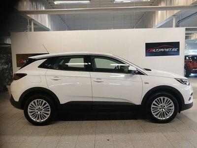 begagnad Opel Grandland X 1.2 Turbo Automat Euro 6 130 -19