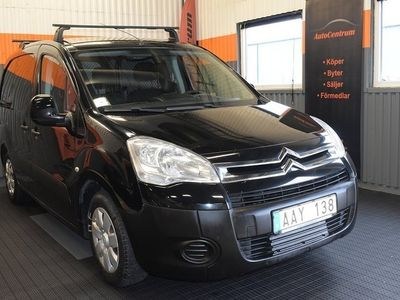 begagnad Citroën Berlingo Van 1.6 HDi 92HK AUTOMAT DRAG PDC 0:- KR Kontantinsats