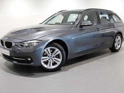 brugt BMW 320 d xDrive Sport Line Aut Nav Hi-Fi Drag