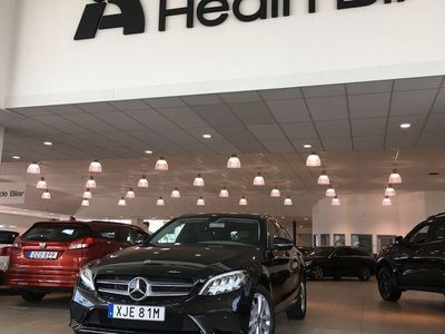 used Mercedes C200 fleet/Advantage Paket/Kombipaket/Vinterpaket/Demobil