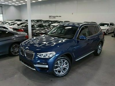begagnad BMW X3 xDrive 30e PHEV x-Line HIFI