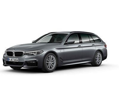 begagnad BMW 520 d xDrive Touring / M Sport / Connected