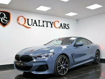 begagnad BMW 840 d xDrive/ M Sport/ Sv-såld