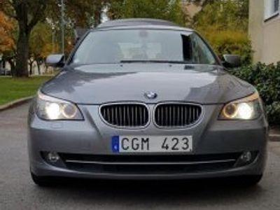 begagnad BMW 523 i E60 (LCI 190hp) -08