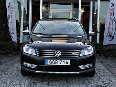 begagnad VW Passat Alltrack 2.0 TDI BlueMotion 4Motion Autom. Sekventiell Premium 1