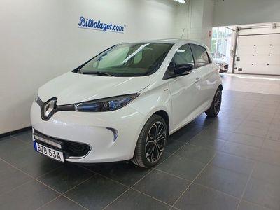 begagnad Renault Zoe R110 41 kWh Iconic batterihyra