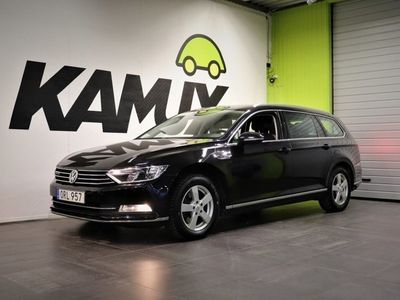 begagnad VW Passat 2.0 TDI 4M GT S&V-hjul (190hk)