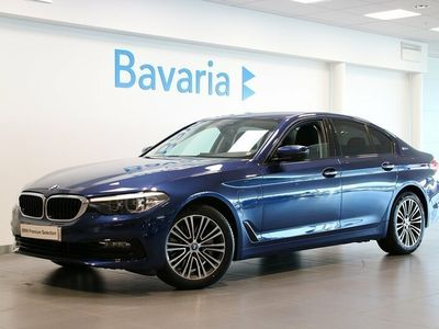 brugt BMW 530 e iPerformance Sport Line Plug In Hybrid Aut Nypris 573.200:-
