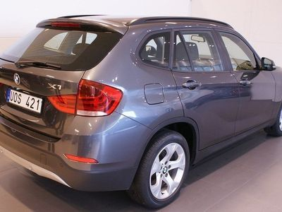 begagnad BMW X1 20d xDrive Aut | Drag