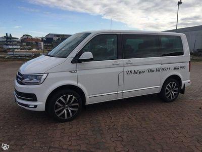 begagnad VW Multivan 2.0 TDI 4Motion DSG Sekve -17