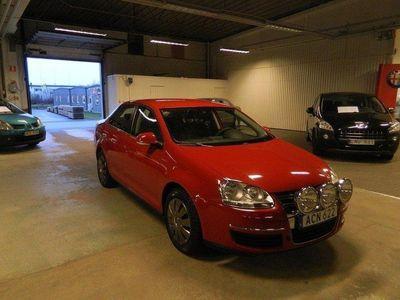 begagnad VW Jetta 1.6 102hk Drag