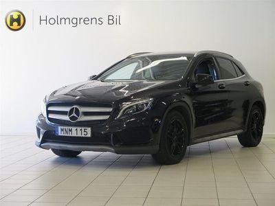 begagnad Mercedes 220 GLA BenzCDI 4Matic AMG Fullutrustad 2014, Halvkombi 209 900 kr