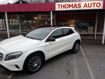 begagnad Mercedes GLA220 CDI 4wd 7G 4 matic