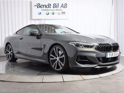 begagnad BMW M850 i xDrive Coupe / Laser / Carbon -19