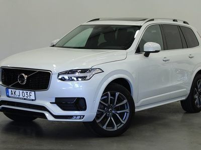 begagnad Volvo XC90 T5 Geartronic Momentum 7-sits 2019, SUV 509 900 kr