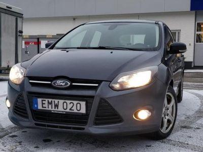 begagnad Ford Focus 2,0 115hk TDCi Aut (Keyless) -12