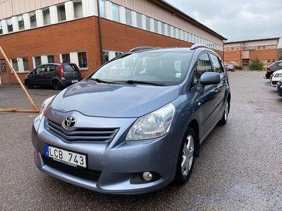 begagnad Toyota Verso 1.8 7-sits 147hk 14100 mil Toppskick