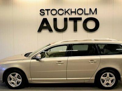 begagnad Volvo V70 D5 Aut / Summum / Drag / Värmare / V-hjul