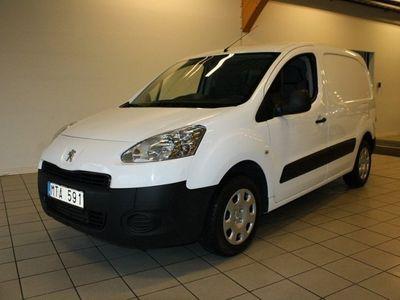 begagnad Peugeot Partner 1.6 e-HDi Skåp