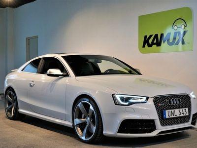 usata Audi RS5 V8 B&O Skalstolar Navi Se utr. 450hk