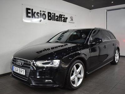 begagnad Audi A4 Avant 2.0 TDI 177hk quattro Ränta 1,95% Launch Edition