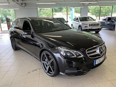 begagnad Mercedes E350 4MATIC 252hk Nav/Drag