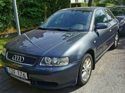begagnad Audi A3 1,8T