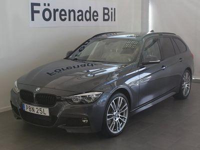 begagnad BMW 320 d xDrive Touring Aut Navi Dragkrok