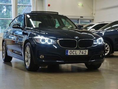 begagnad BMW 320 Gran Turismo d xDrive Panorama Advantage 190hk