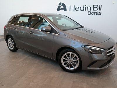 begagnad Mercedes 600 B Benz B Progressiv Line Advantagepaket Dragkrok 2019, Halvkombi 291kr